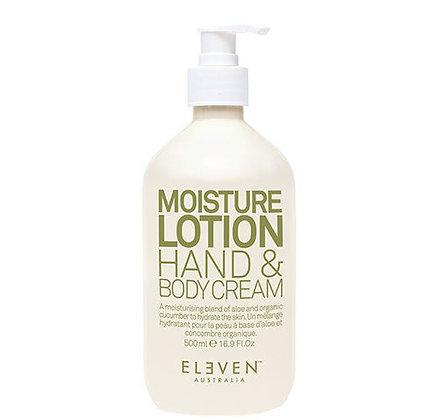MOISTURE LOTION HAND & BODY CREAM- 500mls