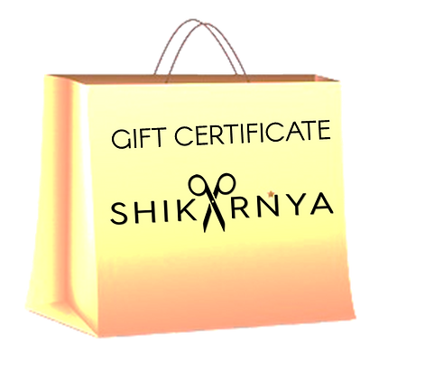 $50 Gift Certificate - Buy One Today