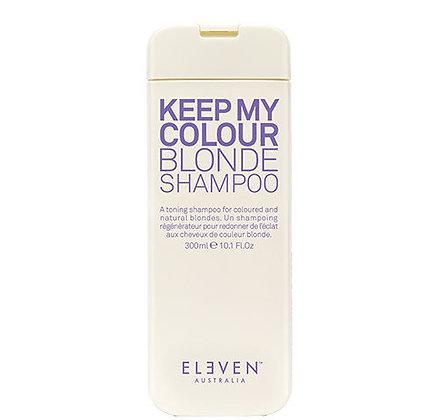 KEEP MY COLOUR BLONDE SHAMPOO - 300mls