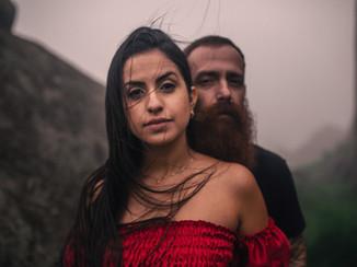 Larissa e Diego