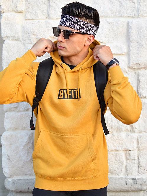 Yellow Cozy Hoodie