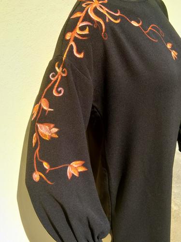 Mini-abito - dettaglio