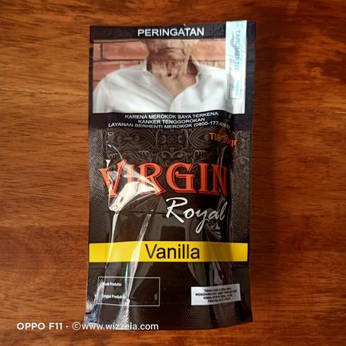 Virgin Vanilla