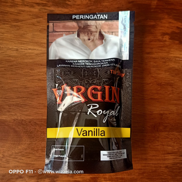 Virgin Vanilla