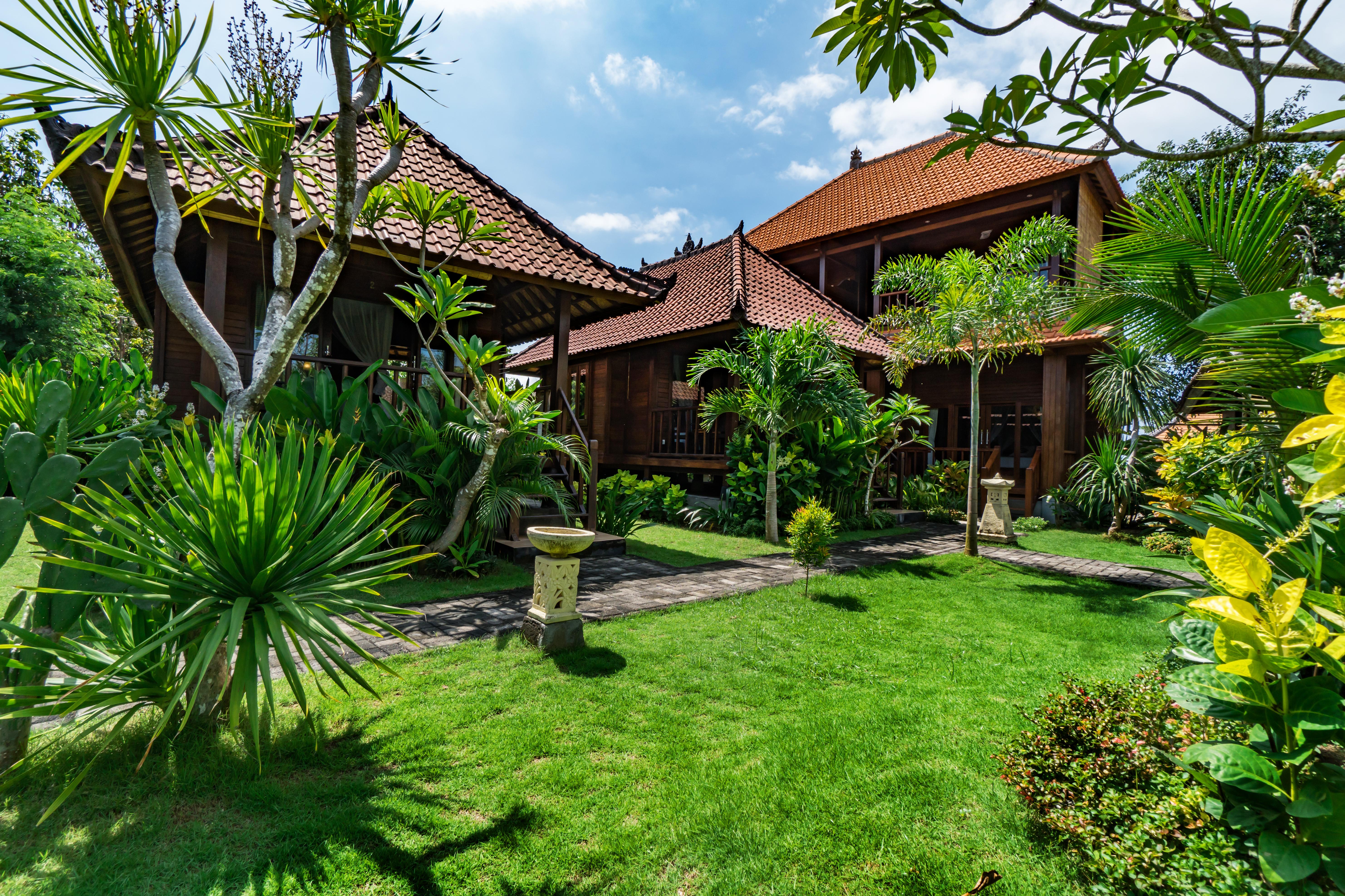 The Cozy Villa Garden View (19)