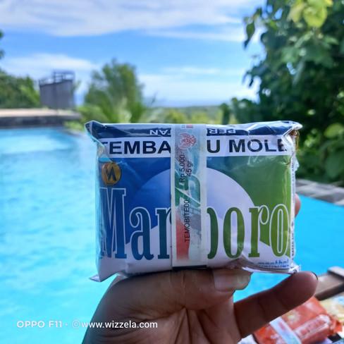 Marioboro ice Mentol