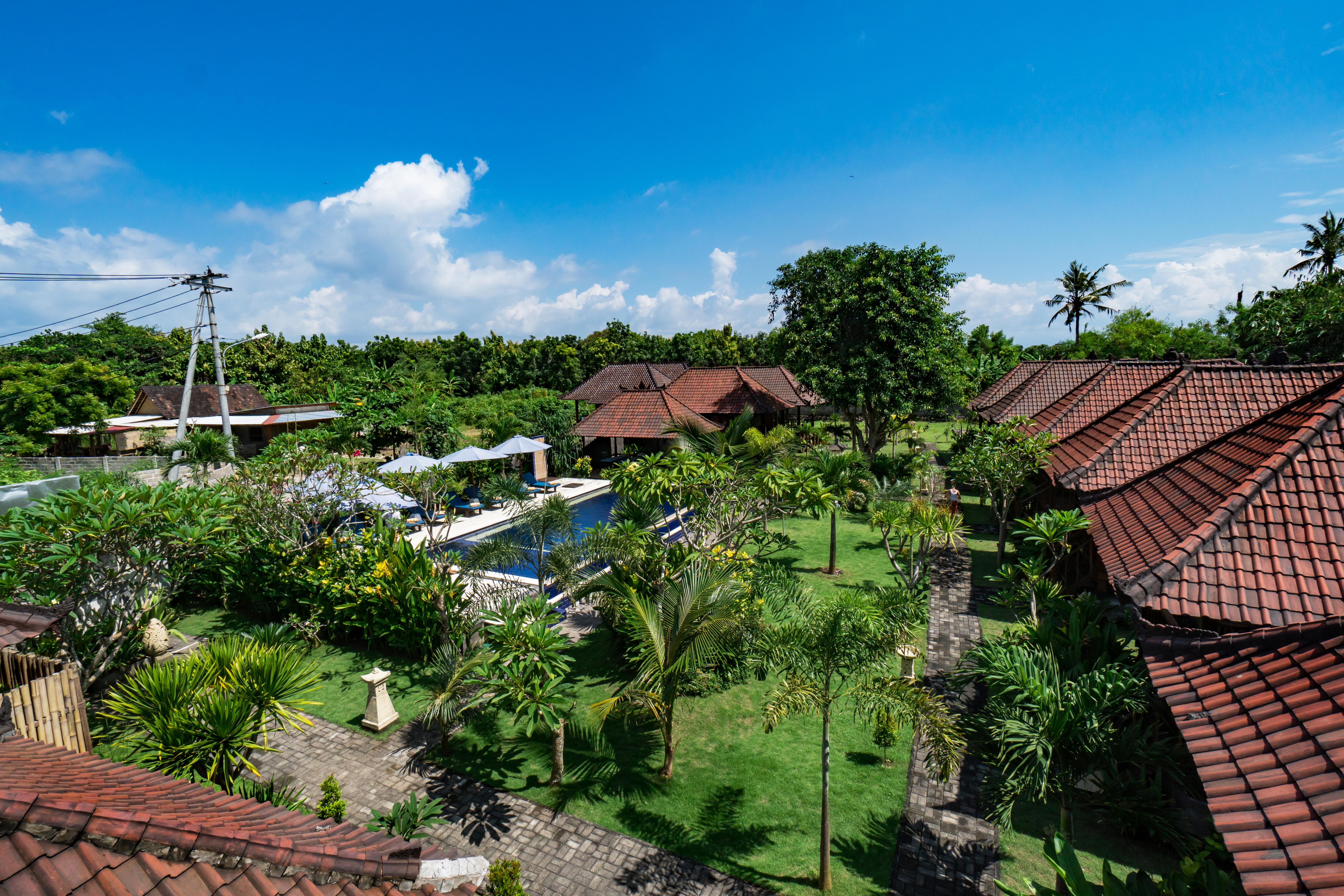 The Cozy Villa Garden View (16)