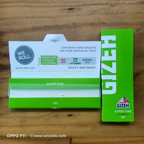 Papir Gizeh STD