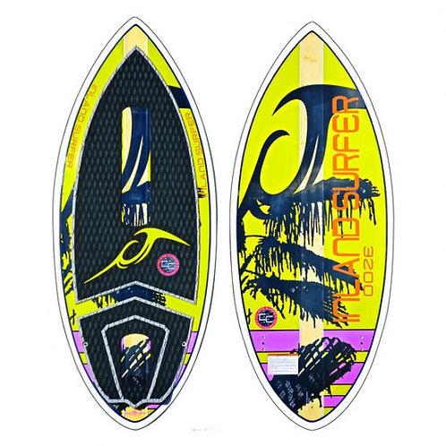 INLAND SURFER 2018 OOZE SKIMBOARD