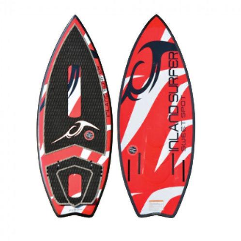 INLAND SURFER 2018 SWEET SPOT SURFBOARD