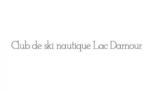 École de Ski Nautique Lac Damour