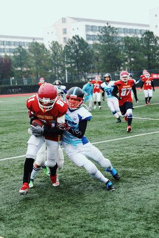 Striker - Student American Football Team