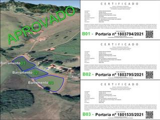 Aprovação de Projetos Hídricos