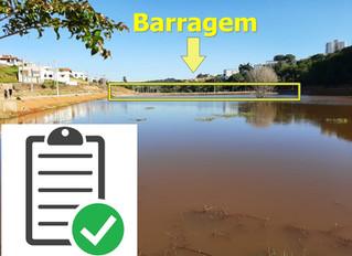 Cadastro e Segurança de Barragens