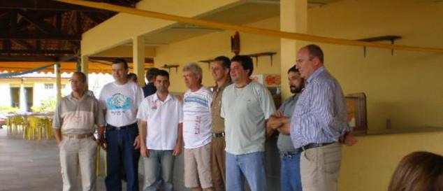 Vereadores e diretores da MG Sul