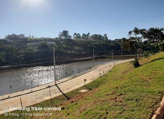 Equipe Ethos colabora para implantação de dois novos lagos em Ouro Fino - MG
