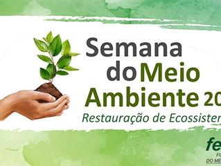 FEAM lança Evento em celebração ao Dia Mundial do Meio Ambiente