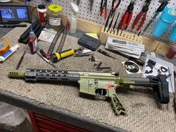 "AR Pistol 10.5"" Modification"