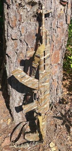 Multicam AK-47 Cerakote