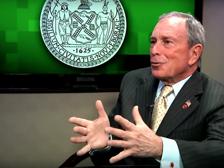 Bloomberg says only police should have guns. Yes, you read that right. With Exclusive from Willeford