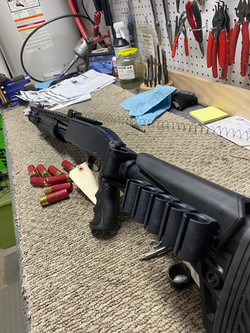 Winchester 1200 Tactical Conversion