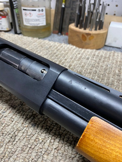 Remington 870 Cerakote