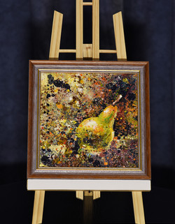 "Painting ""Birne"""