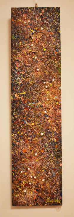 "Painting ""Constellation X"""