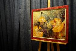 "Painting "" Drei Sonnen"""