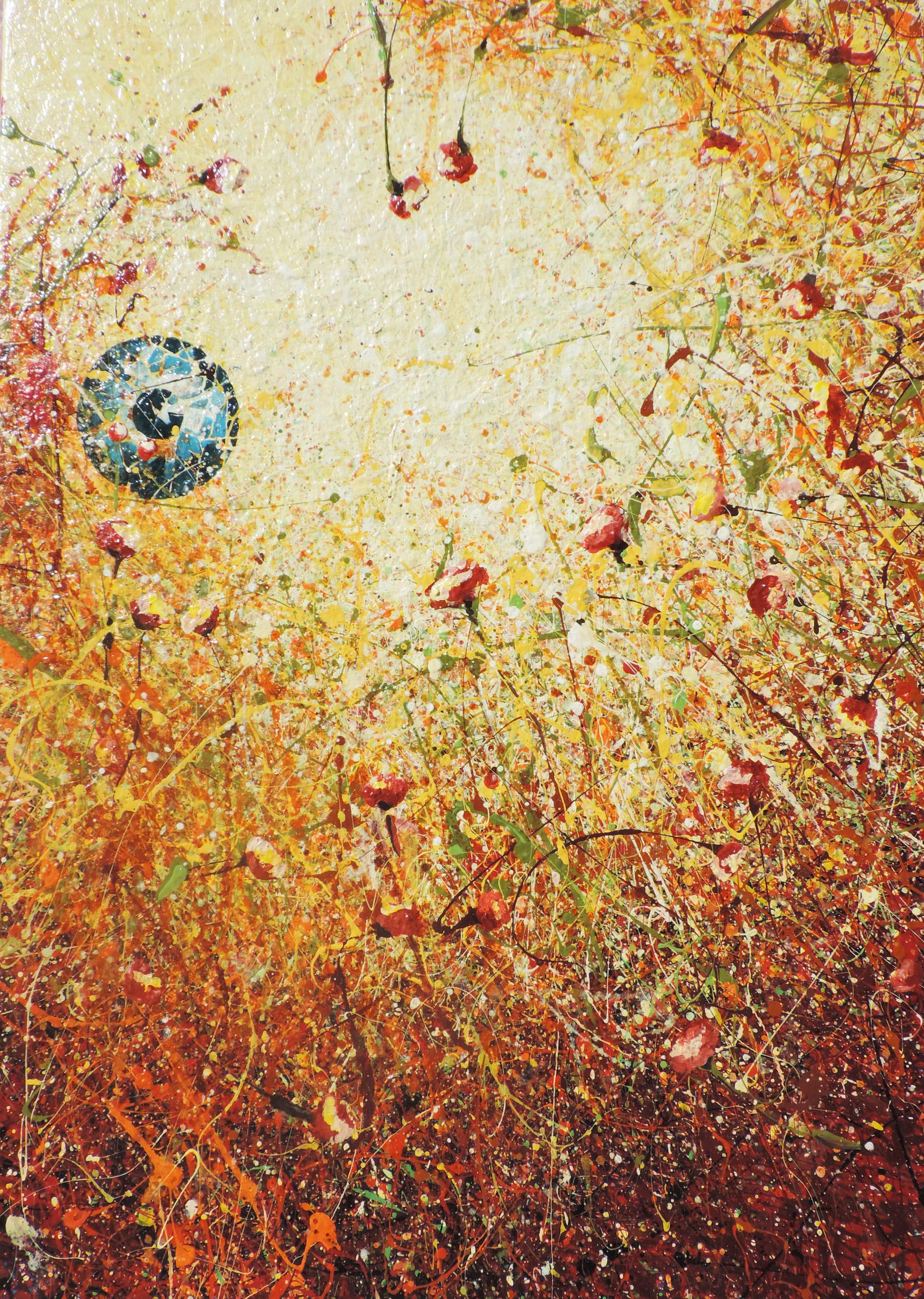 """Painting """"Occhio"""""""