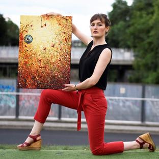 Kalina Gradeva & her art 2019