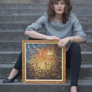 Kalina Gradeva & art 2017