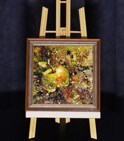 "Painting ""Apfel"""