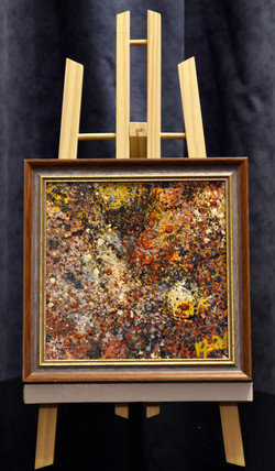"""Painting """"Universe"""""""