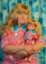 La Nena con Ojitos