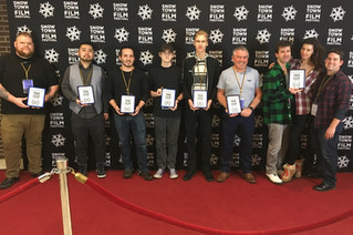 2018 Snowtown Film Fest Awardees