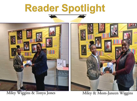 Reader Spotlight!