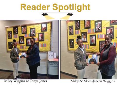 Reader Spotlight!