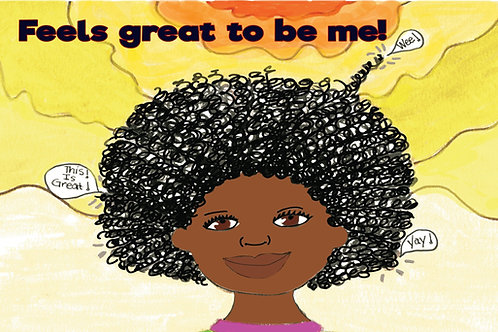 """""""Great To Be Me!"""""""