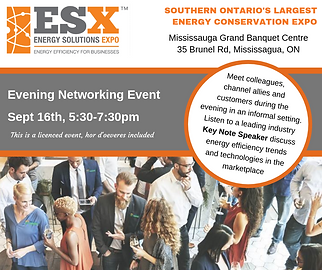 ESX 2019 - Invitation to Evening Network