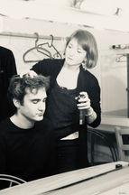 Coiffure - backstage