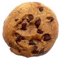 I've been staring at this cookie for 5 minutes too.
