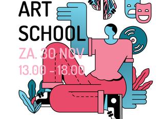 Open Dag Trans Art School