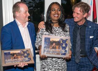 We proudly present Kalki Subramaniam TransAmsterdam Ambassador for life