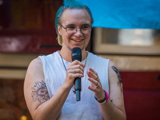 Spoken Word Artist Jeff van Reen benoemd tot huisdichter van TransAmsterdam