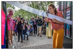 Opening TransPride 2017 met wethouder Simone Kukenheim