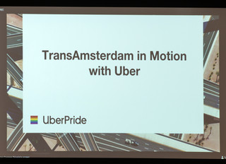 TransAmsterdam in Motion with Uber