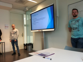 Samenwerking met studenten van Hogeschool Amsterdam