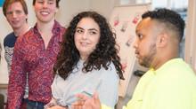 Oranje Fonds ondersteunt Trans Art School