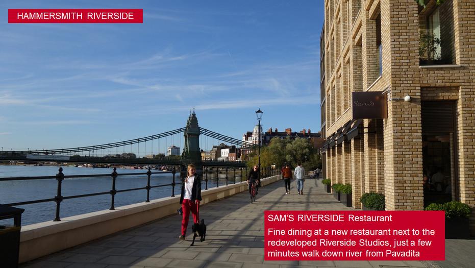 Sam's Riverside
